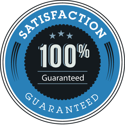 Every order is Fully Guaranteed!