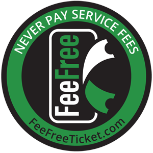 Never any Fees at FeeFreeTicket.com
